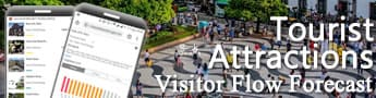 Tourist Attractions Visitor Flow Forecast