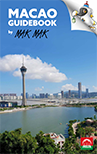MACAO GUIDEBOOK BY MAK MAK