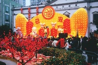 Chinese New Year Holidays