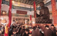 Feast of Buddha (Feast of the Bathing of Lord Buddha), Feast of the Drunken Dragon, Tam Kong Festival
