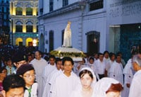 Procession of Our Lady of Fátima