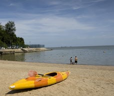 Пляжи и водные виды спорта