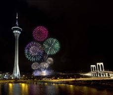 Macao International Fireworks Display Contest