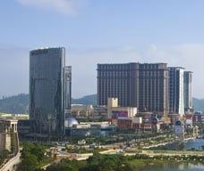 Shopping Malls in Cotai District