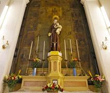 L'Eglise de Saint Antoine