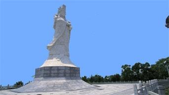 Alto de Coloane Park & Statue of A-Ma