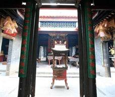 Lin Kai Temple