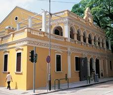Rumah Adat Teh Macau