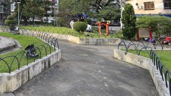 Le Jardin de la Victoire