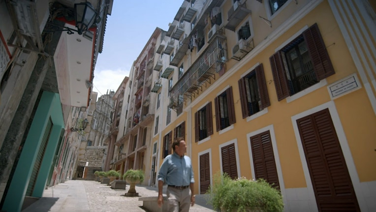 Exploring Macau with Julian Davison