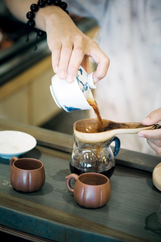Wuyi Tea